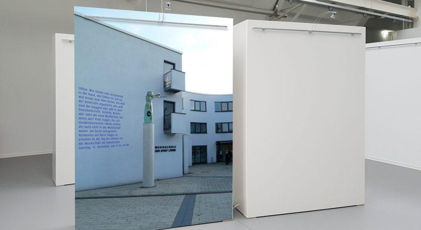 Kunst erleben – Baukultur fördern. Eine Ausstellung