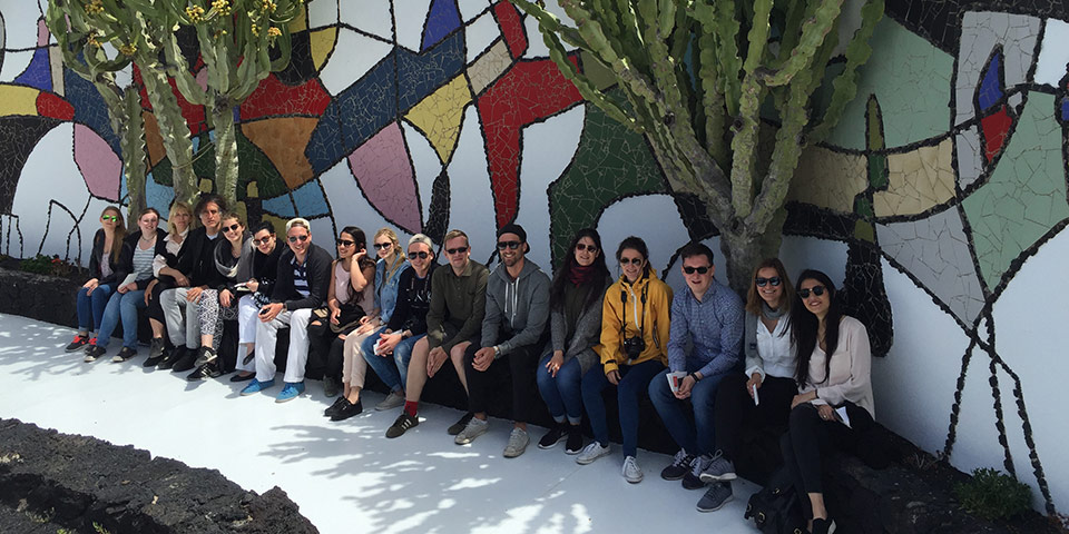 Exkursion Lanzarote