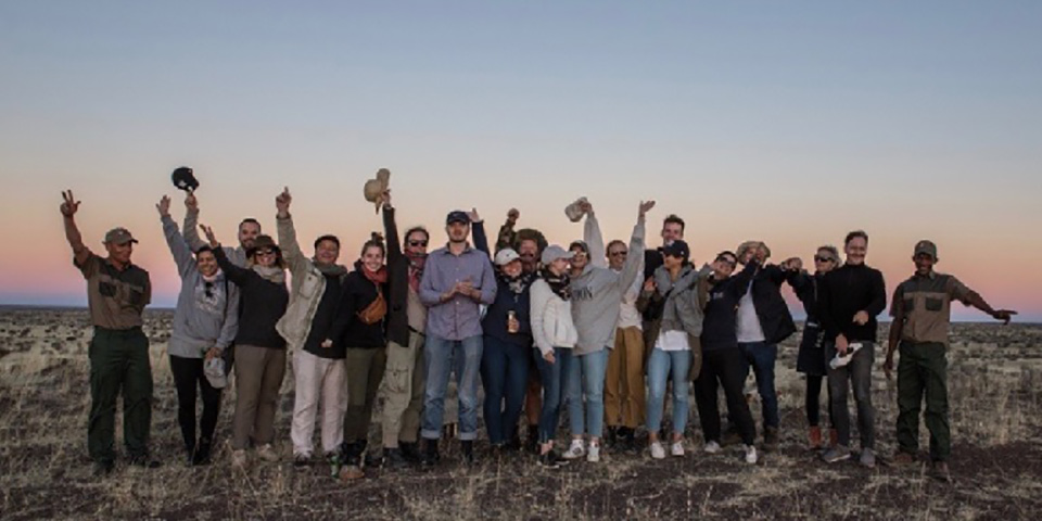 Exkursion Namibia