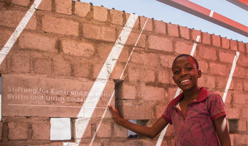 Namibia-Exkursion 2018 zum Schattendach-Projekt