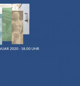 Masterpreisverleihung  und FINISAGE am 19.01.2020 – 18 Uhr im Forum der Stiftung Findeisen