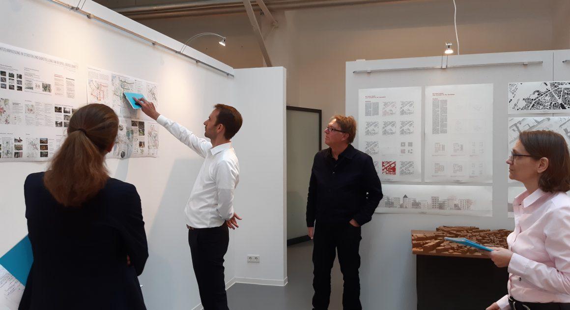 Architekturstudierende der TH Köln präsentieren Masterprojekte mit Ideen für Kölner Stadtentwicklung