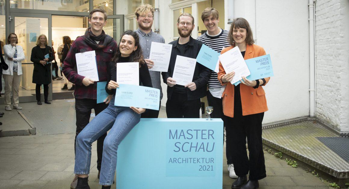 Fakultät für Architektur der TH Köln verleiht Masterpreise an sechs Preisträgerinnen und Preisträger